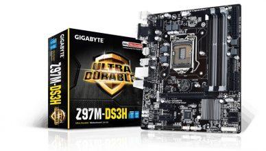 معرفی مادربرد Gigabyte Z97M-DS3H