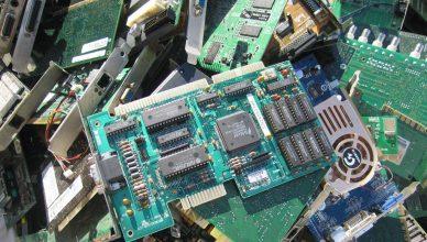 اروپا پیشگام در بازیافت مواد با ارزش در ضایعات الکترونیک